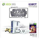 Consola Xbox 360 Slim 320 GB Combo Kinect Star Wars Edición Limitada