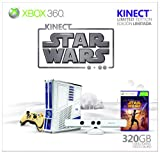 51 BkjVWrEL. SL160  Xbox 360 Limited Edition Kinect Star Wars Bundle