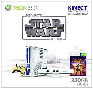 Xbox 360 Star Wars Limited Edition Bundle