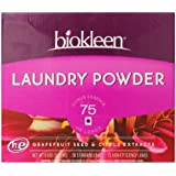 Biokleen All Temperature Laundry Powder with Grapefruit Seed and Orange Peel Extract 5lb
