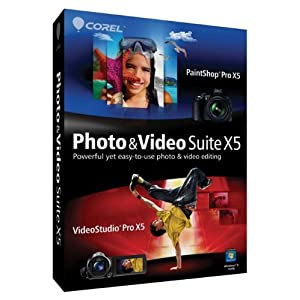 Photo and Video Pro Suite X5 $49.99