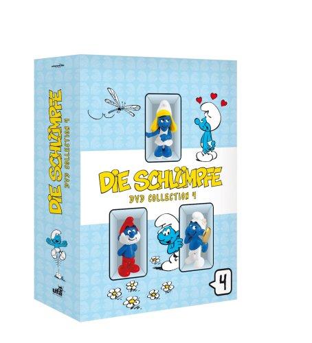 Die Schlümpfe - DVD-Collection 4 (3 DVDs) [Special Edition]