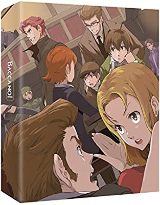Baccano - Collector's Edition Blu-Ray Set