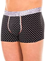 Baci & Abbracci Pack x 2 Bóxers (Negro / Blanco)