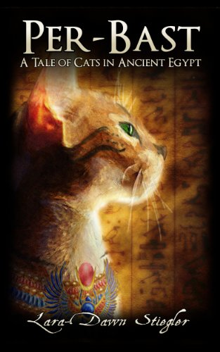 Per-bast: A Tale Of Cats In Ancient Egypt by Lara-Dawn Stiegler ebook deal
