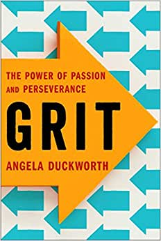 The power of passion and perseverance book