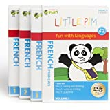 Little Pim: Foreign Language and Fun - French, Volume One (Eating and Drinking / Playtime / Wake Up Smiling)