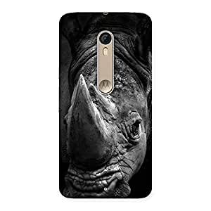 Rhyno Back Case Cover for Motorola Moto X Style