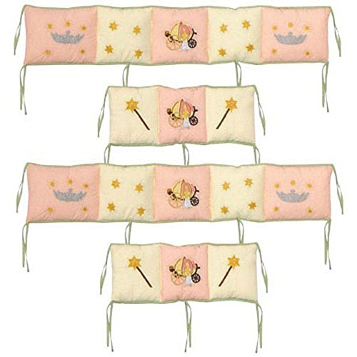 Patch Magic Fairy Tale Princess Bumper Cover