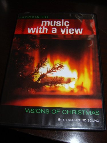 Jazzscapes _ Music With A View _ Visions of Christmas / in 5.1 Surround Sound / The Gerry Wiggins Trio _Silent Night, Holy Night (Stille Nacht, Heilige Nacht) / Caribbean Jazz Project _Angels We Have Heard On High (Traditional) / Mary Stallings _Santa Cla