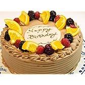お誕生日に~生チョコケーキ5号