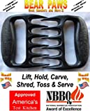 Bear Paw Meat Handler Forks