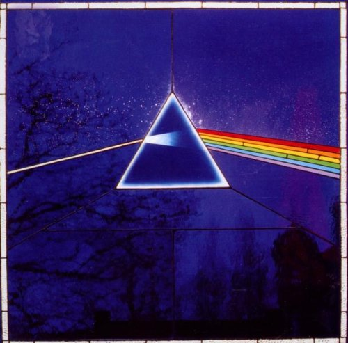 The Dark Side of the Moon artwork