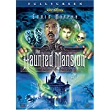 The Haunted Mansion DVD – $5.00!