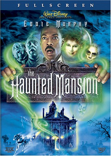 The Haunted Mansion (Full Screen Edition) (Full Screen Dvd Movies compare prices)
