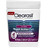 Clearasil Ultra Pore Cleansing Pads, 90 Count