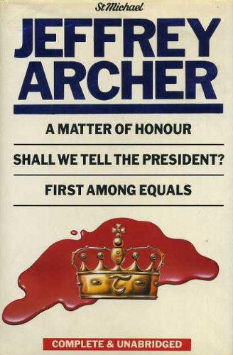 jeffrey archer shall we tell the president pdf free download