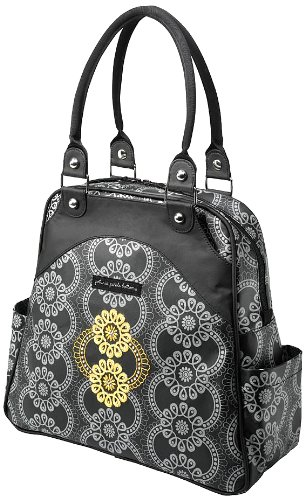 Petunia Pickle Bottom Glazed Sashay Satchel - Evening in Innsbruck - 1