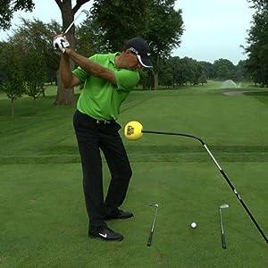 Bender Stik Golf Practice System Training Aid Swing Trainer Benderstik by Benderstik