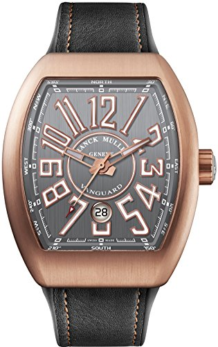 franck-muller-vanguard-mens-18k-rose-gold-case-grey-face-automatic-date-grey-rubber-strap-swiss-watc