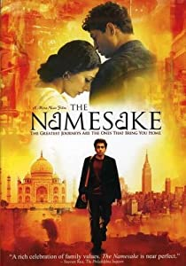 Cover of &quot;The Namesake&quot;