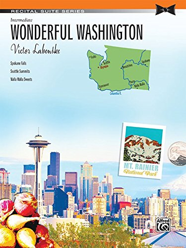 Wonderful Washington: Sheet (Recital Suite)