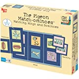 Colorforms Activity Games The Pigeon Match-ominoes
