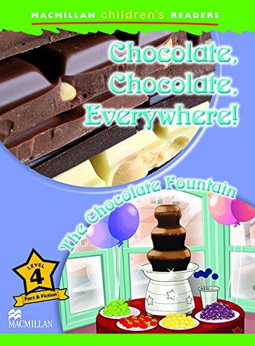 MCHR 4 Chocolate (Macmillan Children's Readers)