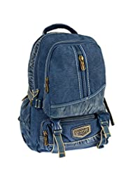 Eurostyle- 13006- True Blue Series- Back Pack - Blue