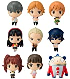 Persona 4 P4 The Animation Re-Mix Summer GCC PVC Figures (1 Random Blind Box)