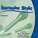 img - for Daywind Karaoke Style: Donnie McClurkin Vol. 1 book / textbook / text book