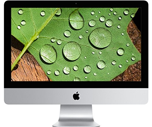 Apple iMac 21.5 Retina Desktop Computer