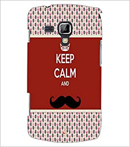 PrintDhaba Quote D-4779 Back Case Cover for SAMSUNG GALAXY S DUOS 2 S7582 (Multi-Coloured)