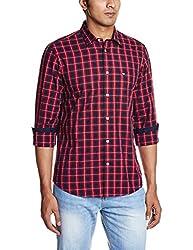 Arrow Sports Men's Casual Shirt (8907259815756_ASRS3142_Multicolor_40)