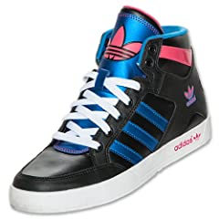 Ladies adidas Originals Hardcourt Hi Casual Shoes sneakers size 7.5 by adidas Originals
