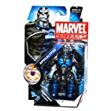 Hasbro Year 2010 Marvel Universe Series 3 SHIELD Single Pack 4-1/2 Inch Tall Action Figure #9 - APOCALYPSE With...