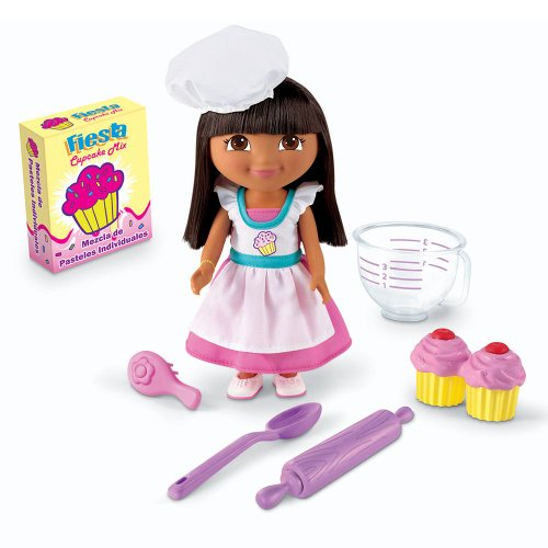 Dora The Explorer Baking Time Dora Playset front-765173