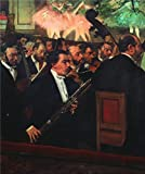 Oil Painting 'Edgar Degas,The Orchestra Of The Opera,1870', 24 x 29 inch / 61 x 73 cm , on High Definition HD canvas prints is for Gifts And Bath Room, Nursery And Study Room Decoration