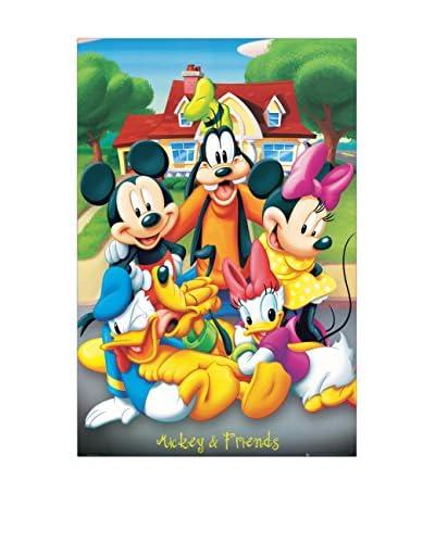 ArtopWeb Pannello Decorativo Disney Mickey And Friends
