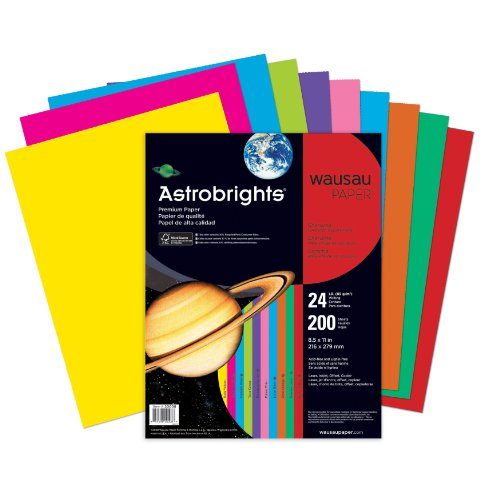 astrobrights paper