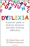 51 C9IFfJEL. SL160 Dyslexia: A parents guide to dyslexia, dyspraxia and other learning difficulties