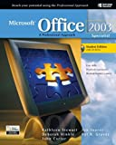Microsoft Office 2003: A Professional Approach, Specialist Student Edition w/ CD-ROM (0072254475) by Hinkle, Deborah