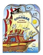 Bodo Bär auf dem Piratenschiff