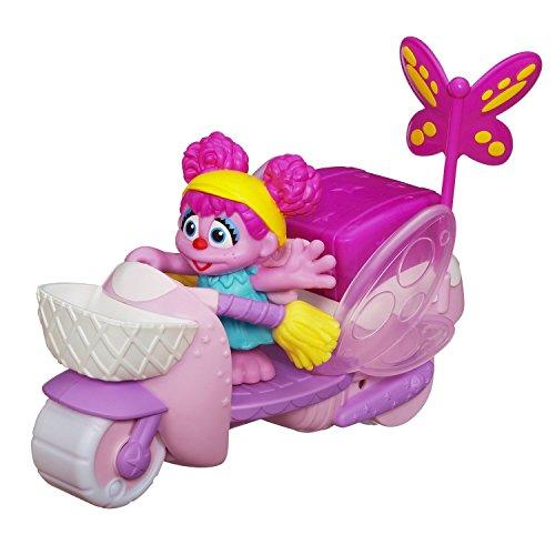 Playskool Sesame Street Abby Cadabby Scooter - 1