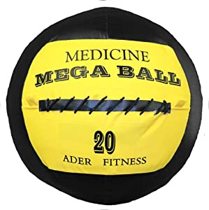 Soft Mega Medicine Ball 20 Lbs by Ader Sports