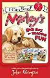 Marley's Big Box of Reading Fun: Contains Marley: Farm Dog; Marley: Marley's Big Adventure; Marley: Snow Dog Marley; Marley: Strike Three, Marley!;     and the Runaway Pumpkin (I Can Read Book 2)