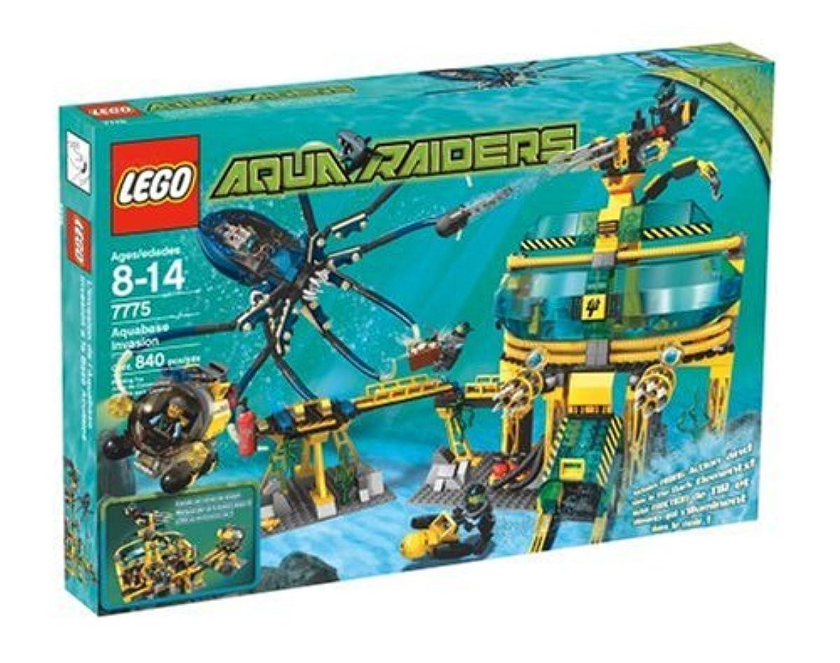 [해외] LEGO AQUA RAIDERS 7775 AQUABASE INVASION-4500470