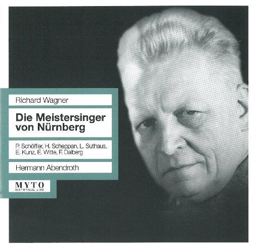 Los Maestros Cantores De Nuremberg (Abend) - Wagner  - CD
