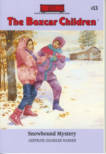 Snowbound Mystery (The Boxcar Children Mysteries #13)