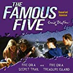 Famous Five: 'Five on a Secret Trail' & 'Five on a Treasure Island' | Enid Blyton